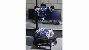 Foto de Mayor resolución para la gama de equipos AICON SmartScan