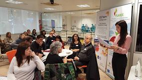 Foto de AEI Tèxtils, fomentando la economía circular en el sector textil