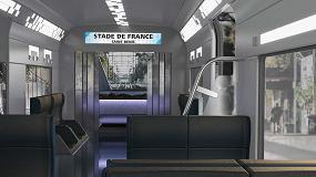 Foto de Aimplas contribuye a diseñar los ferrocarriles del futuro con nuevos materiales compuestos más ligeros