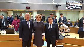 Foto de España, Alemania y Francia se unen en las negociaciones de la PAC