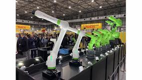Foto de Fanuc presenta el nuevo robot colaborativo ligero CRX-10iA