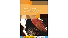 Foto de La Fundación Laboral de la Construcción lanza seis publicaciones sobre higiene industrial, seguridad en el trabajo y otros contenidos de PRL en el sector