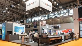 Foto de Nuevas ideas en aplicaciones de swissQprint en Fespa Global Print Expo 2020