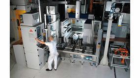 Foto de Metav 2020 muestra la integración de la tecnología de medición de longitudes en la metalurgia digitalizada