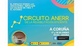 Foto de La próxima parada del Circuito ANERR de la Rehabilitación Eficiente será A Coruña