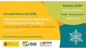 Foto de Idae organiza una jornada sobre transformación energética y recursos distribuidos