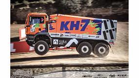 Foto de Salvi Lighting, patrocinador del KH-7 Epsilon Team