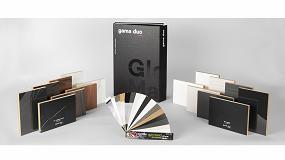 Foto de Nuevos cantos Cantisa para las nuevas texturas Ideal Glow e Ideal Matt de Gama Duo de Finsa