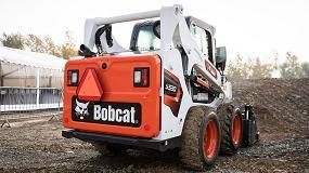 """Foto de El 'One Tough Animal' de Bobcat tiene un estilo """"nuevo y audaz"""""""