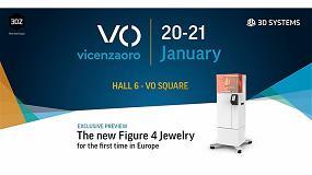 Foto de 3D Systems presenta su nueva impresora para joyería Figure 4 Jewelry