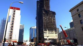 Foto de Modificación del Código Técnico de la Edificación: 'Propagación exterior' en caso de incendio