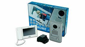 Foto de Control de accesos con audio y vídeo para viviendas unifamiliares de Óptimus