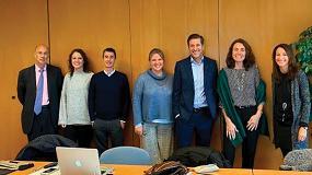 Foto de Directivos asociados a AFEB debaten sobre RR HH en el último Grupo de Trabajo de 2019