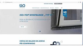 Foto de ISO-Chemie estrena su website en español