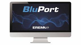 Foto de Erema lanza nuevos sistemas de asistencia digital y la plataforma de clientes BluPort