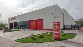 Foto de Salicru inaugura su nuevo almacén logístico y de distribución