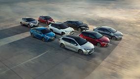 Foto de El grupo Toyota cierra 2019 con más de 89.000 unidades vendidas en España