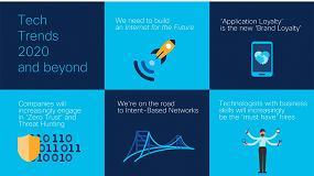 Foto de Las cuatro tendencias tecnológicas 2020, según Cisco