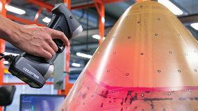 Foto de Control de calidad de materiales compuestos en la industria aeronáutica