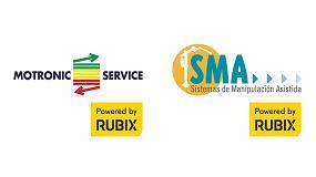 Foto de Rubix sigue creciendo con la adquisición de Motronic y SMA