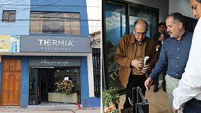 Foto de Thermia Barcelona abre nuevo showroom en Cusco, Perú