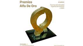 Foto de Aun se pueden presentar candidaturas a los Premios Alfa de Oro de cerámica y vidrio