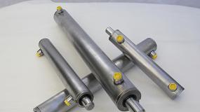 Foto de FIMA 2020: nueva gama de cilindros estándar sin amarres de Cicrosa
