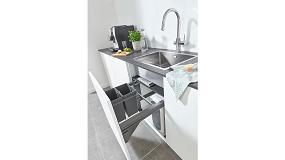 Foto de Grohe da un paso más en la cocina con su nuevo sistema de gestión de residuos