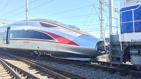 Foto de Bombardier gana el contrato para el suministro de 10 trenes de alta velocidad a China