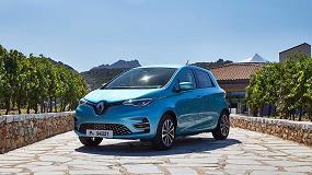 Foto de Renault Zoe, el vehículo 100% eléctrico más vendido en España desde su lanzamiento en 2013