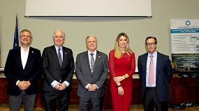 Foto de Juan Francisco Lazcano, nombrado presidente de la Asociación Española de la Carretera por tercer mandato consecutivo