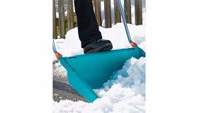 Foto de El recogedor de nieve Gardena, el mejor aliado frente las nevadas
