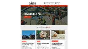 Foto de Aipex apuesta por la sostenibilidad en la construcción en su nueva página web