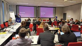 Foto de La AEI Tèxtils participa en un taller de la Comisión Europea sobre la substitución de productos químicos peligrosos