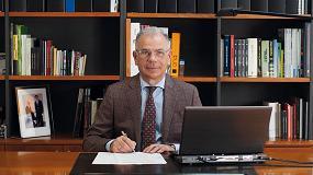 Foto de Joan Nogués, nuevo presidente del Gremi de la Indústria y la Comunicació Gràfica de Catalunya