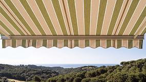 Foto de Sauleda y Pureti purifican el aire con el tejido Green