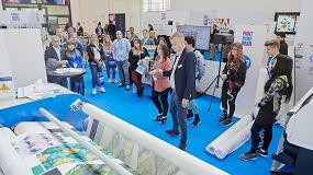 Foto de Print Make Wear se centra en la confección de ropa deportiva en Fespa Global Print Expo 2020