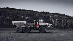 Foto de Terex Trucks mostrará sus dumpers articulados TA300 y TA400 en Conexpo 2020