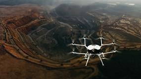 Foto de El dron de Doosan recibe dos galardones en los premios de la feria CES 2020