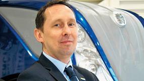 Foto de Sean Lennon, vicepresidente de Operaciones Comerciales para Europa de New Holland