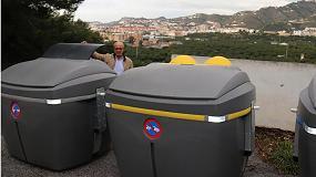 Foto de Almuñécar, Granada, implanta la recogida selectiva de la fracción orgánica de RSUs