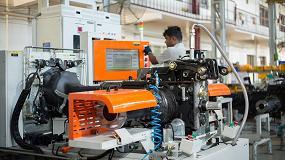 Foto de SDF inicia las obras de mejora de su fábrica de tractores en India