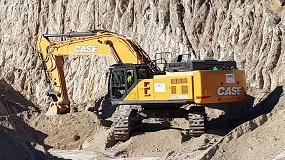 Foto de Case vende la primera excavadora CX750D en España