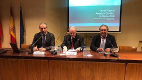Foto de Asefma anuncia un incremento del 16,8% en el consumo de betún para mezclas asfálticas en 2019