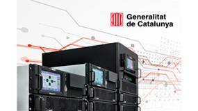 Foto de SAIs para el nuevo distrito administrativo catalán