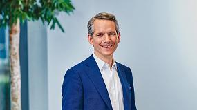 Foto de Peter Körte, nuevo director de estrategia de Siemens