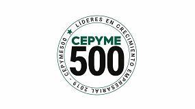 Foto de Bitmakers, dentro del Cepyme 500 2019