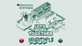 Foto de Fom Group expone en Fensterbau Frontale