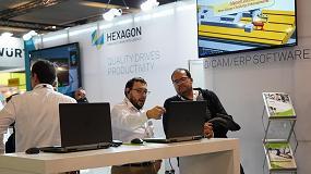 Foto de Hexagon Production Software muestra sus nuevas soluciones en Advanced Factories