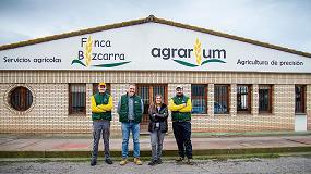 """Foto de José Ramón Acín, Premio Excelencia FIMA 2020: """"El galardón es un espaldarazo al tipo de gestión que seguimos en Finca Bizcarra"""""""